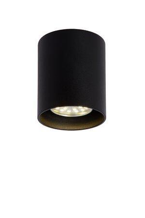 Spot Gu10 Design Aluminium Blanc Lucide Delto Leroy Merlin En 2020 Spot Plafond Design Couleur Design
