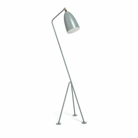 GUBI GRASSHOPPER VLOERLAMP Lampen, Staal en Design