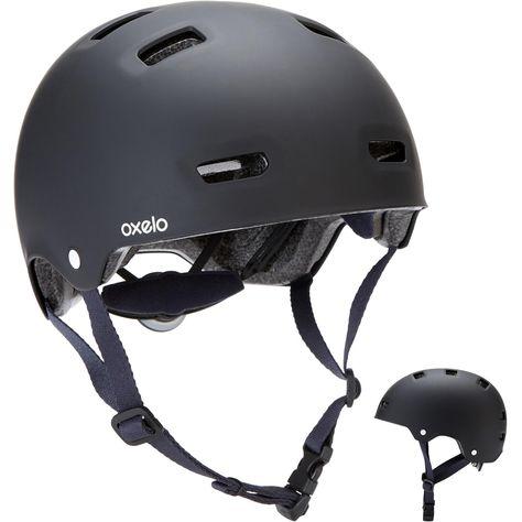 Oxelo Helm voor skeeleren skateboarden steppen MF500