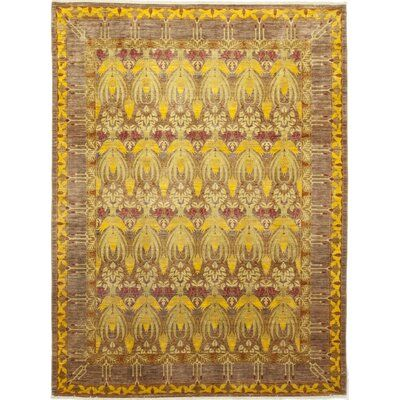 Solo Rugs Solo Rugs Arts And Crafts One Of A Kind Hand Knotted