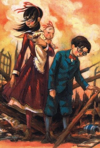 Characters A Series Of Unfortunate Events A Series Of