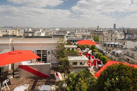 Les Meilleurs Rooftops De Paris With Images Best Rooftop Bars