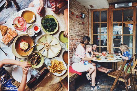 Our Guide To Barcelona Green Kitchen Stories Vegetarian Friendly Restaurants Tapas Restaurant Green Kitchen