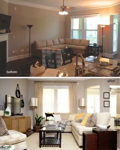 rearrange furniture ideas. Take An Afternoon To Rearrange The Furniture And Pick Up Some Accessories From @HomeGoods For Ideas A