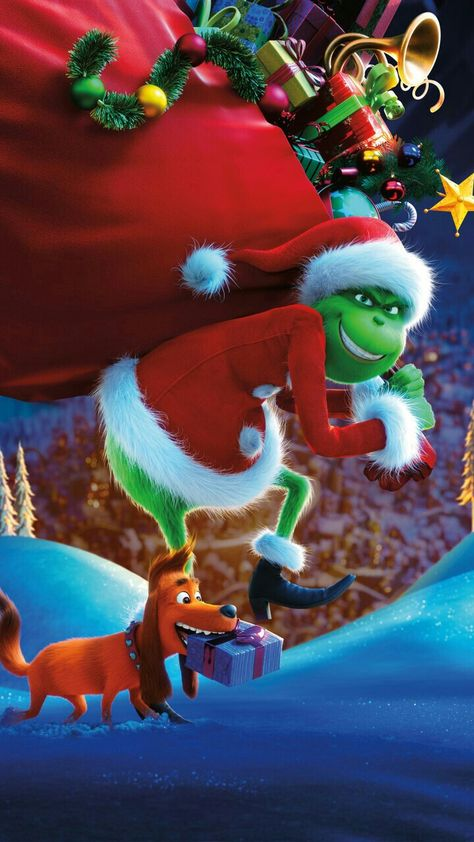 how the grinch stole christmas  christmas wallpaper