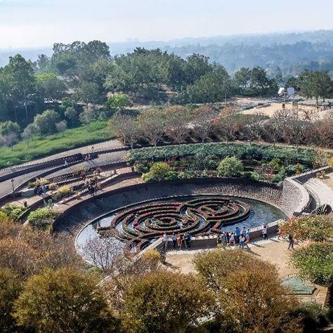 #gettymuseum #garden #landscapedesign    #Regram via @bylariza