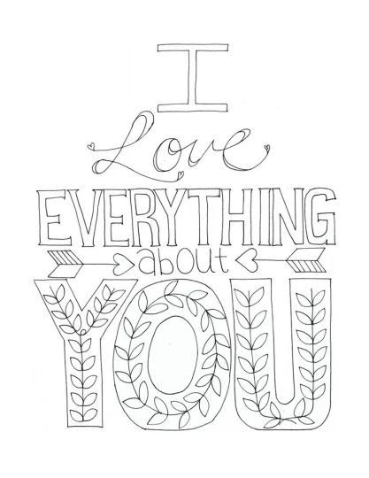 I Love You Coloring Pages Online Coloring Pages Heart Coloring Pages Love Coloring Pages