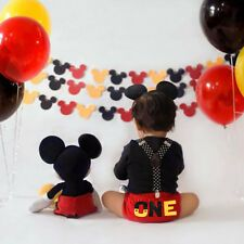 Here is Mickey Mouse Birthday Outfit Boy Picture for you. Mickey Mouse Birthday Outfit Boy cute ba boy g. Minni Mouse Cake, Mickey Mouse Smash Cakes, Mickey Mouse Birthday Decorations, Mickey Cakes, Mickey Mouse Centerpiece, Minnie Mouse, Mickey 1st Birthdays, Mickey Mouse First Birthday, Mickey Mouse Clubhouse Birthday Party