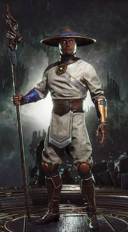 Raiden Mortal Kombat 11 Raiden Mortal Kombat Mortal Kombat Characters Mortal Kombat Costumes