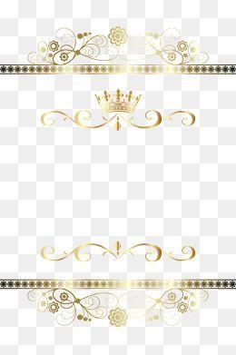 Moldura Png Images Molduras Casamento Molduras Douradas E