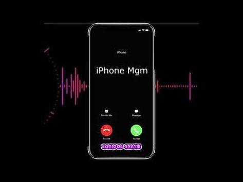 Descargar Sonidos Iphone Mgm Mp3 Gratis Para Celular Sonidosgratis Net Youtube Tonos Gratis Descargar Tonos Tonos De Llamadas