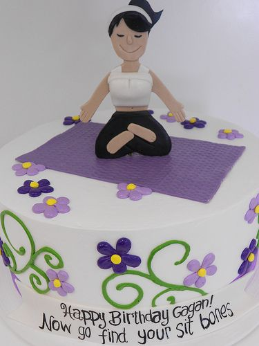Yoga Cake (1298)