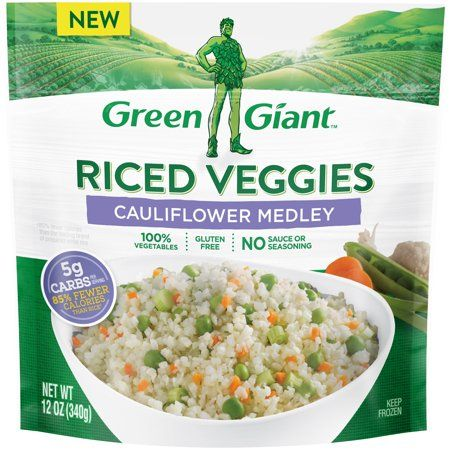 Food Riced Veggies Green Giant Riced Veggies Healthy Recipes