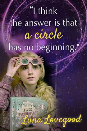 10 Luna Lovegood Quotes That Ll Prove You Re Just As Sane As She Is Luna