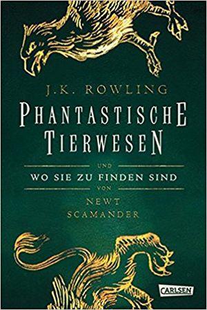 Der Harry Potter Sammelthread Phantastische Tierwesen Bibliothek Hogwarts Phantastische Tierwesen Buch