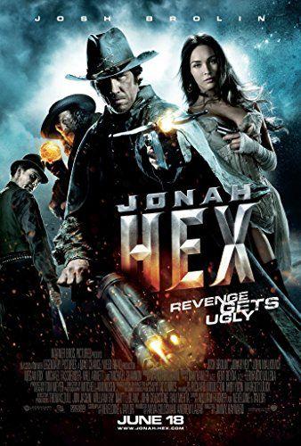Jonah Hex Com Imagens Capas De Filmes Posters De Filmes