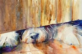 Atmospheric Watercolours by Jean Haines