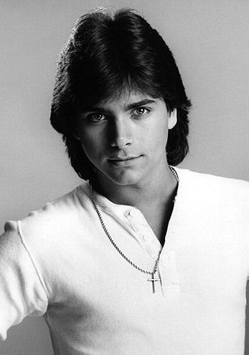 Back when I watched General Hospital. John Stamos rocked as teenager Blackie Parrish