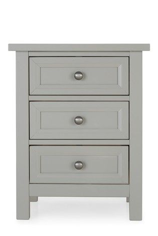 Harbour Bedside Table Painted Bedside Tables Grey Painted Furniture Mattress Furniture