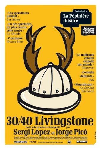30 40 Livingstone