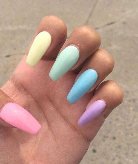 Beautiful chic and cheerful nail art designs - Hair and Beauty eye makeup Ideas ... - #nailideas