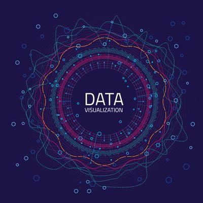 Data Graphic Visualization Big Data Analytics Visualization With