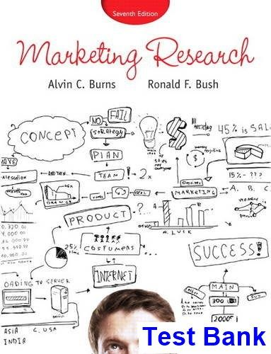 Marketing Research 7th Edition Burns Test Bank | Test