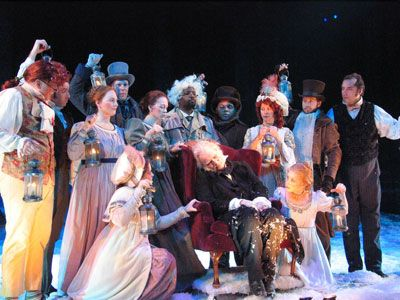 a christmas carol characters google search