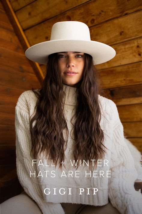 Fedora Hat Women, Autumn Winter Fashion, Fall Winter, Look Fashion, Fashion Forward, Winter Outfits, Winter Hats, Cute Outfits, Fadora Hats