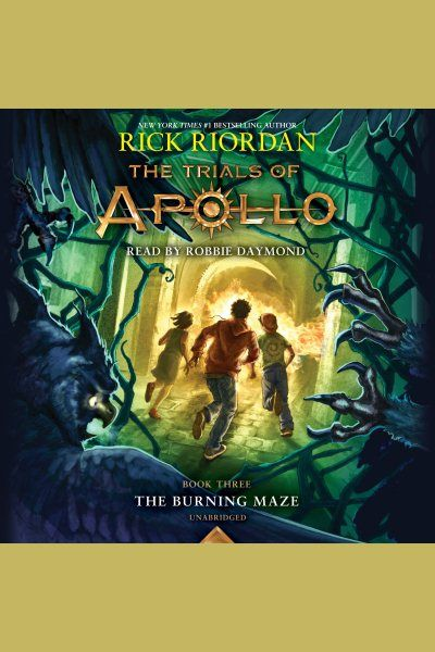Audiobook The Burning Maze Book Three In The 1 New York Times