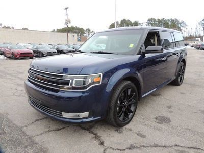 2016 Ford Flex 4dr Limited Fwd 2016 Ford Flex Luxury Autos Mall