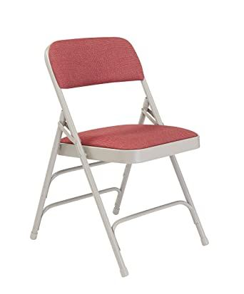 Modernist Padded Folding Chairs Background