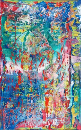 pin auf gerhard richter grosses bild abstrakt abstrakte kunst kinder