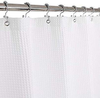 Amazon Com Barossa Design Fabric Shower Curtain Cotton Blend 96
