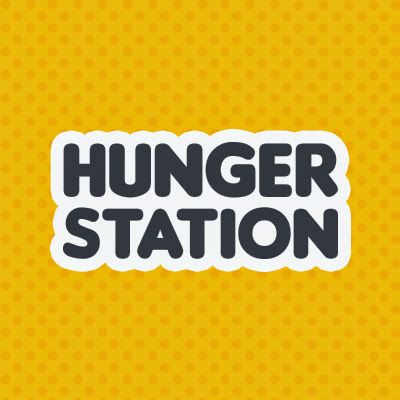 بالفديو شرح وآلية عمل تطبيق هنقرستيشن Hungerstation Tech Company Logos Company Logo Logos