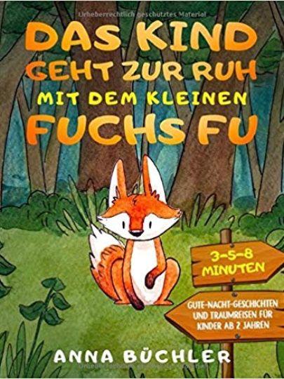 Das Kind Geht Zur Ruh Mit Dem Kleinen Fuchs Fu 3 5 8 Minuten Gute Nacht Geschichten Und Traumreisen Einschlafhilfe Kinder Traumreise Kinder Klassiker Buch