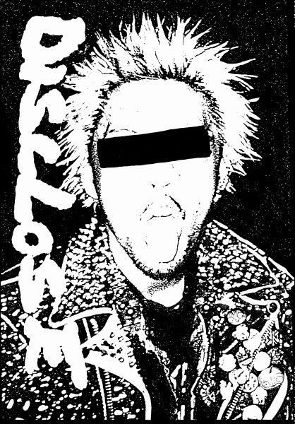 Nervous Corps Punk Art Paper Punk Punk Bands Logos