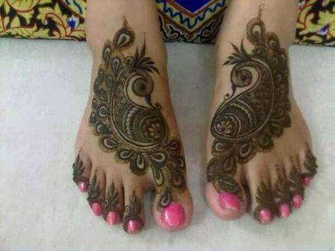 Mehndi Design Leg And Hand : Mehandi designs for legs femaleadda henna