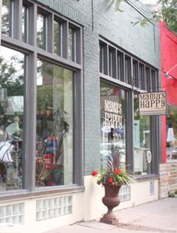Mama\'s Happy...in the city -and it\'s Minneapolis! Vintage country ...