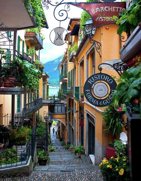 Bellagio Italy Poster featuring the photograph Bird's-eye In Bellagio, Lake Como, Bellagio, Italy by Denise Strahm Best Vacation Destinations, Best Vacations, Comer See, Lake Como Italy, Beautiful Places To Travel, Northern Italy, Travel Aesthetic, Italy Travel, Places To See