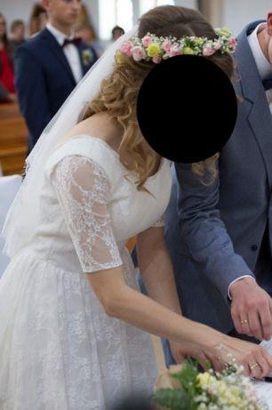Rustykalna Suknia Slubna Bydgoszcz Image 5 Flower Girl Dresses Wedding Dresses Wedding Dresses Lace