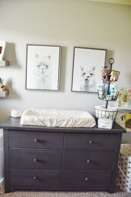 Baby Girl S Farmhouse Nursery With Shiplap White Gray And Blush