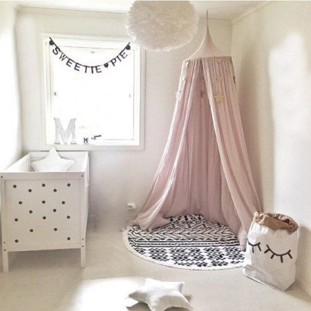 Home Tent Kids Room Kid Room Decor Princess Canopy Bed