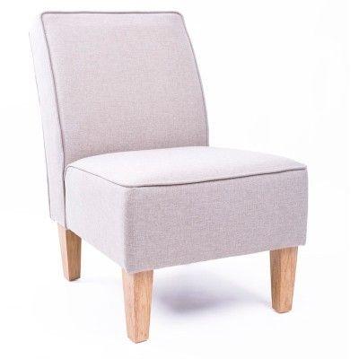 Ystad Accent Chair Beige Chairs Living Furniture Jysk