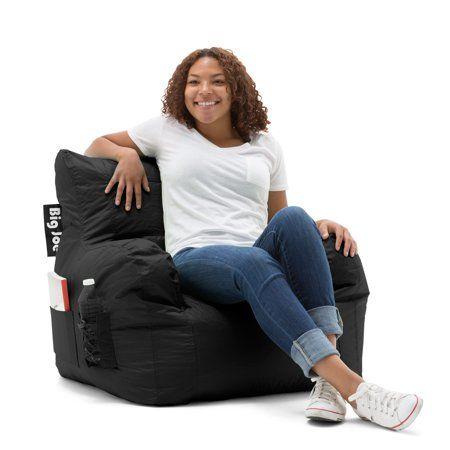 Big Joe Bean Bag Chair Multiple Colors 33 X 32 X 25 Bean