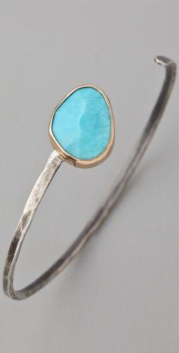 encontré el reemplazo perfecto para mi anillo color turquesa