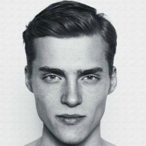 Diamond Shape Hairstyle Male The Best Haircut For Your Face Shape The Idle Man Thin Hair Men 1940s Mens Hairstyles 1940s Hairstyles