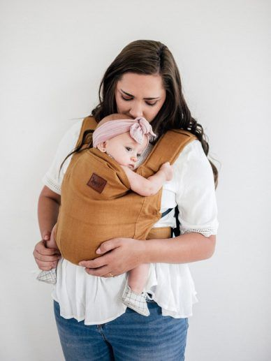 Happy Baby Carrier Beautiful Lightweight Linen In An Easy No