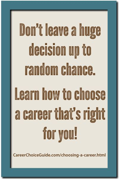 Best Choosing A Career Images On   Career Exploration