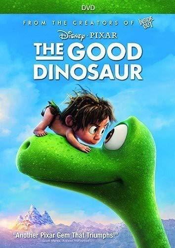 The Good Dinosaur DVD - Default